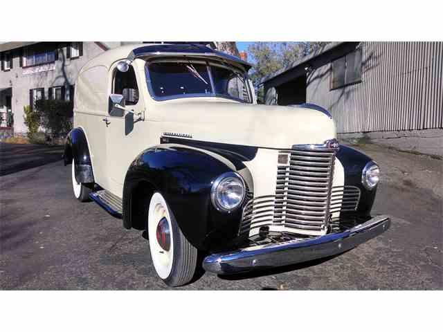 1947 International Panel Truck | 940349
