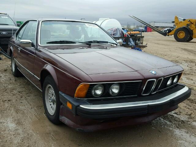 1984 BMW 6 Series | 943501