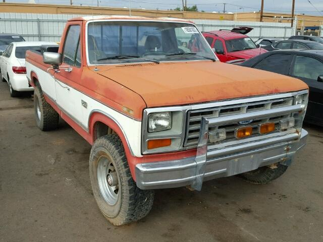 1986 Ford F250 | 943507