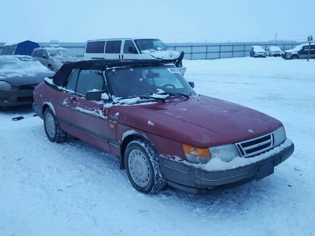 1987 Saab 900S | 943519
