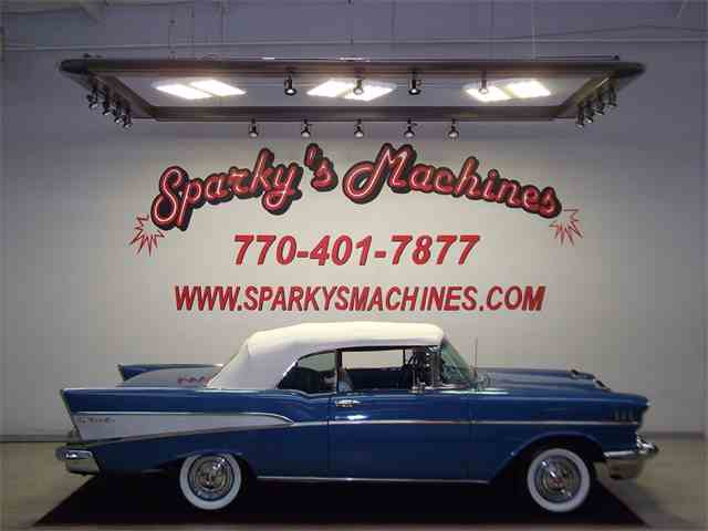 1957 Chevrolet Bel Air Convertible | 940352