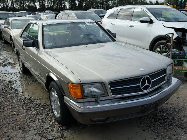 1988 Mercedes-Benz 560 | 943522