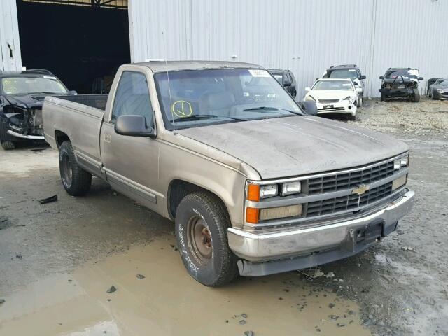 1988 Chevrolet C/K 1500 | 943527