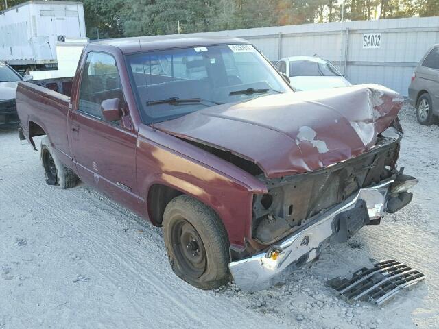1989 Chevrolet C/K 1500 | 943535