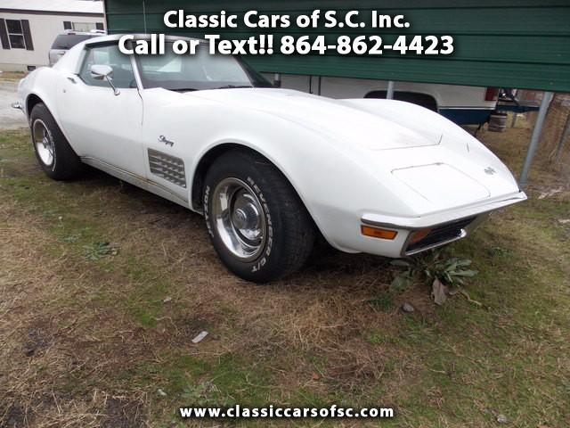1972 Chevrolet Corvette | 940355
