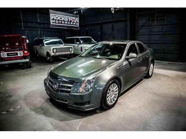 2011 Cadillac CTS | 940356