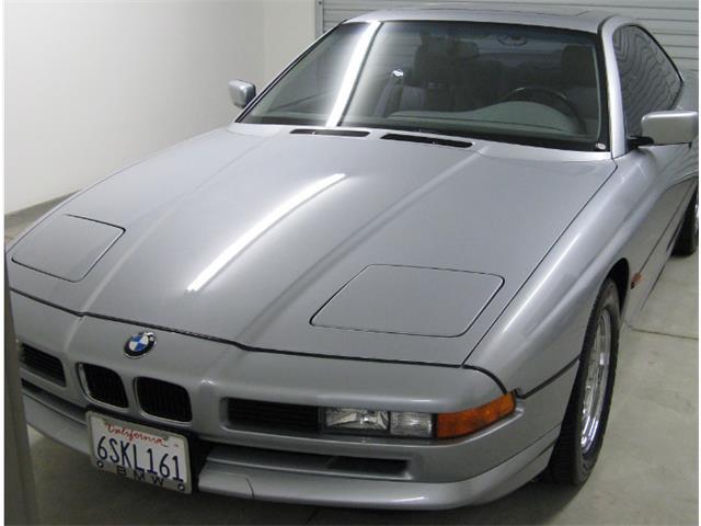 1996 BMW 840ci | 943568