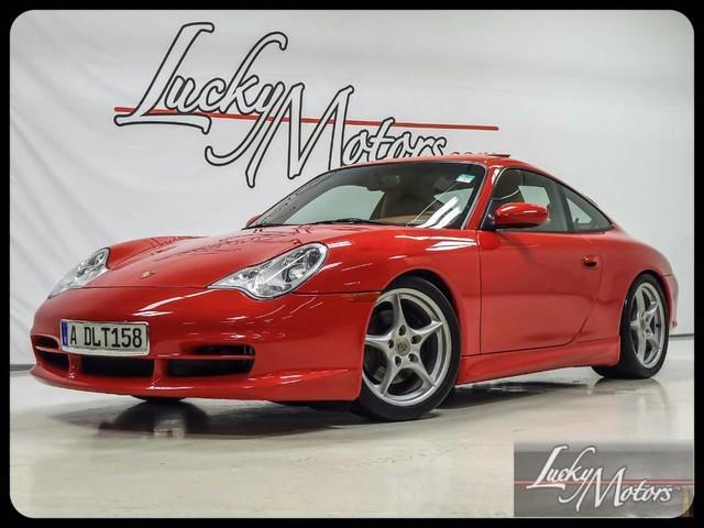 2003 Porsche 911 Carrera | 940358