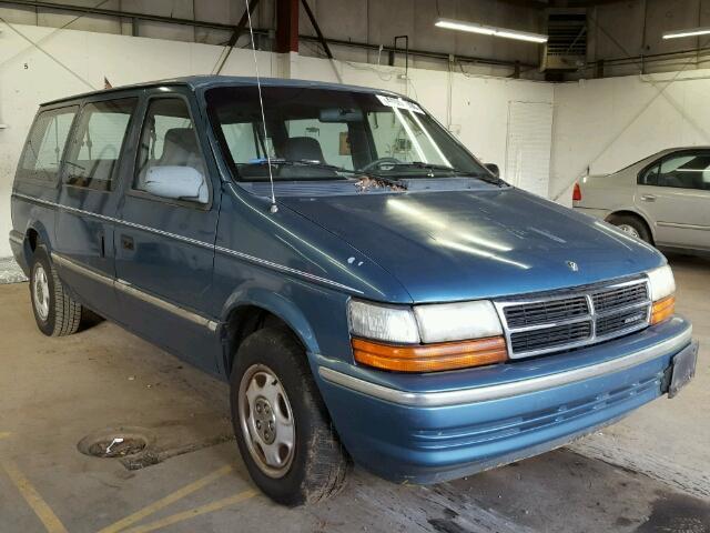1992 Dodge Van | 943598