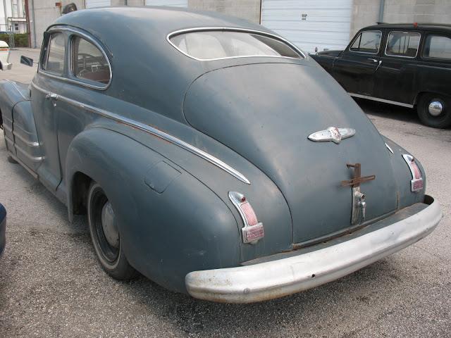 1949 Buick ROAD-MASTER | 940036