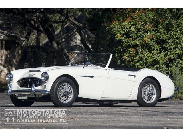 1957 Austin-Healey 100-6 | 940364
