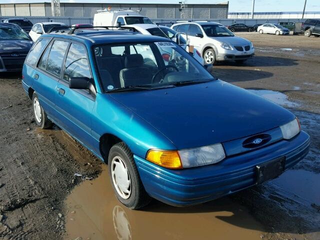 1993 Ford Escort | 943649