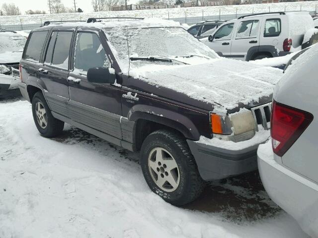1993 Jeep Cherokee | 943656