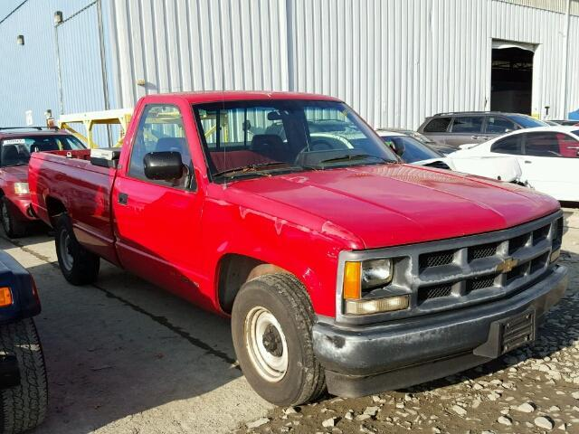 1993 Chevrolet C/K 1500 | 943659