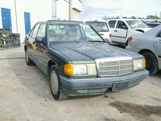 1993 Mercedes-Benz 190 | 943660