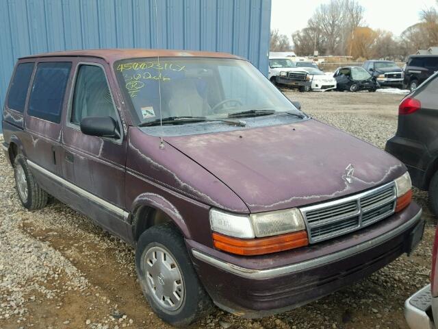 1993 Dodge Van | 943666
