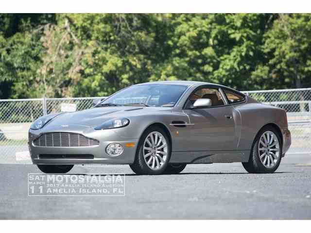 2002 Aston-Martin Vanquish | 940367