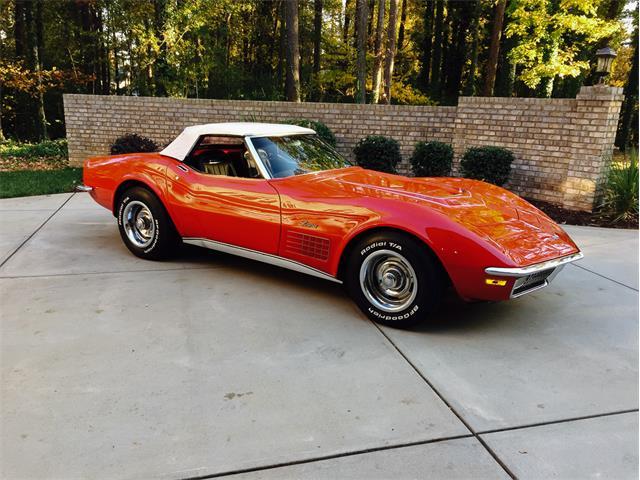 1971 Chevrolet Corvette | 943673