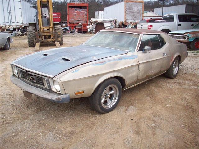1971 Ford Mustang | 943677