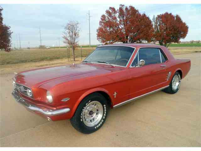 1966 Ford Mustang | 943681