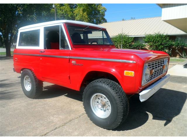 1972 Ford Bronco | 943683