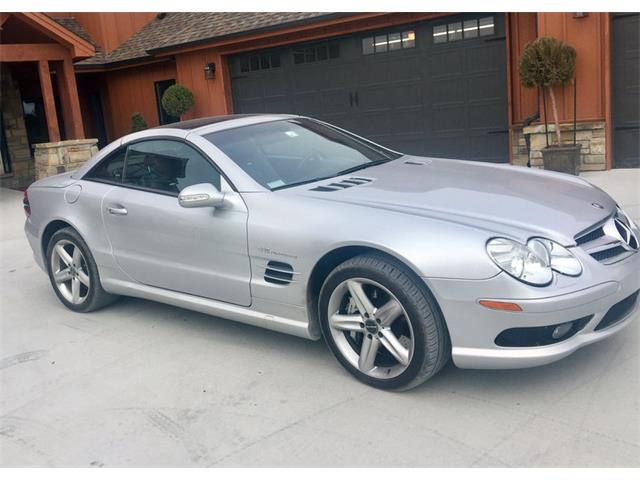2003 Mercedes-Benz SL55 | 943686