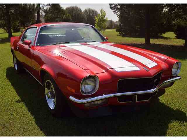 1971 Chevrolet Camaro | 943689