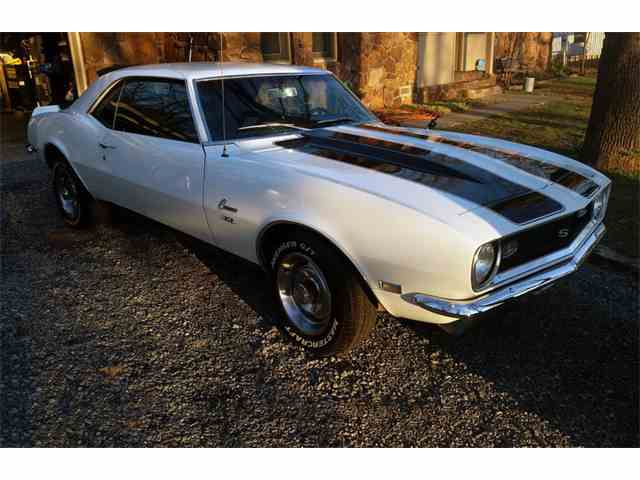 1968 Chevrolet Camaro | 943690