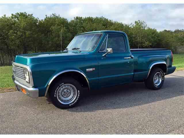 1972 Chevrolet C10 Cheyenne Custom | 943691