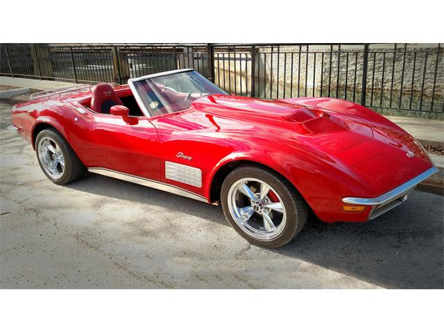 1972 Chevrolet Corvette | 943692