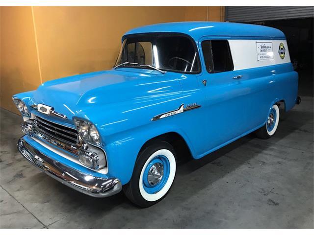 1958 Chevrolet Apache | 943695