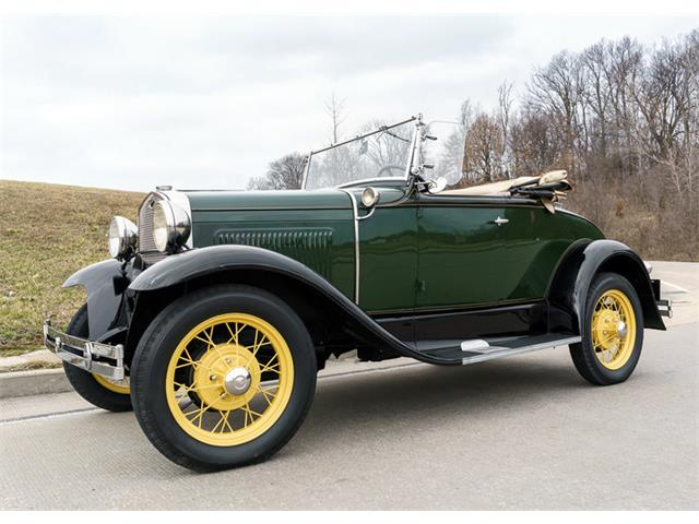 1931 Ford Model A | 943696