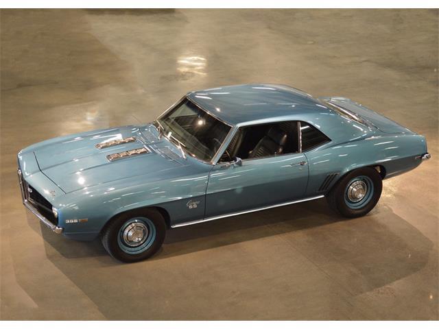 1969 Chevrolet Camaro SS | 943697