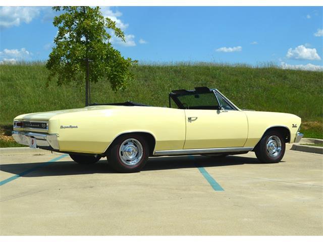 1966 Chevrolet Chevelle Malibu | 943699