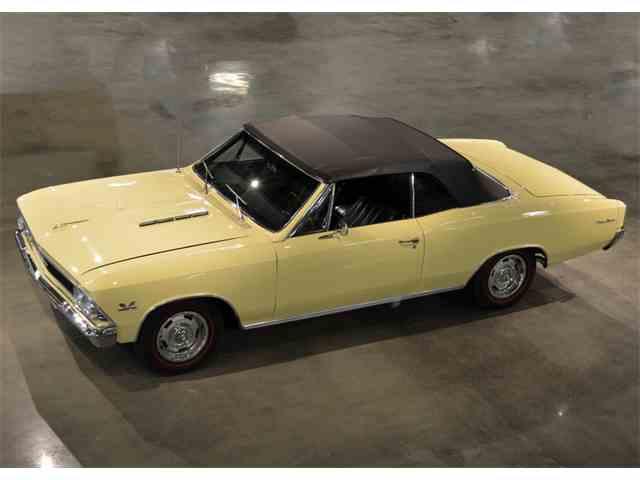 1966 Chevrolet Chevelle SS | 943699
