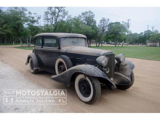 1933 Cadillac Model 370C | 940370