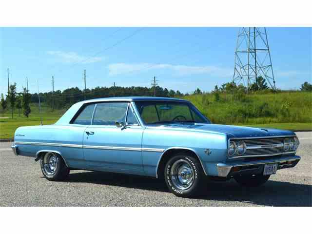 1965 Chevrolet Chevelle Malibu | 943701