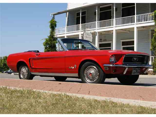 1968 Ford Mustang | 943702