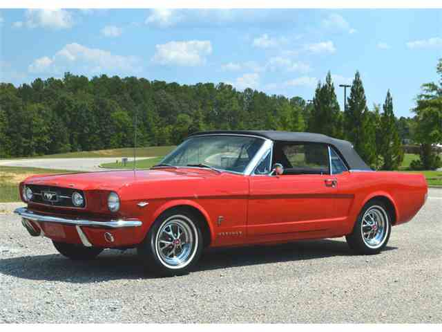1965 Ford Mustang GT | 943705