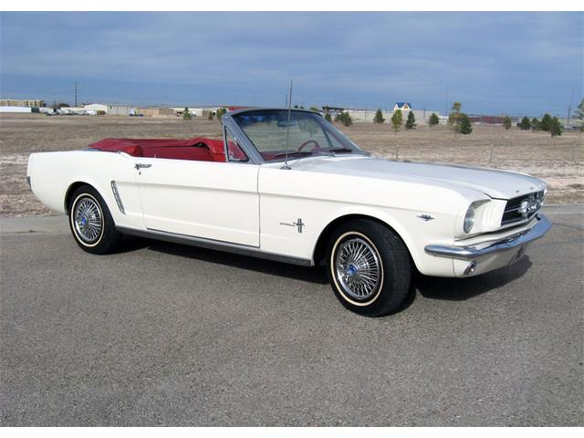 1965 Ford Mustang | 943707