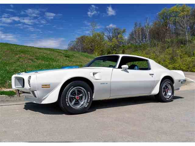 1971 Pontiac Firebird Trans Am | 943708