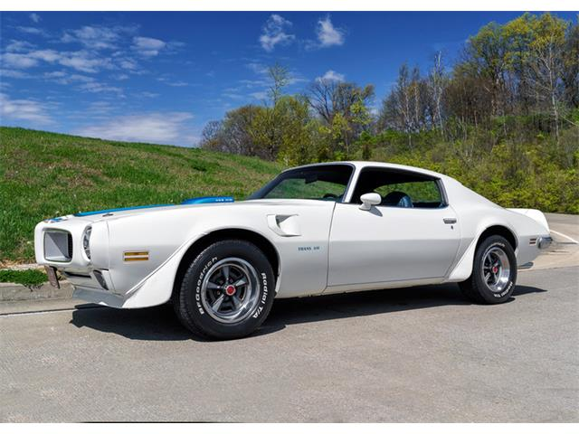 1971 Pontiac Firebird Trans Am | 943708