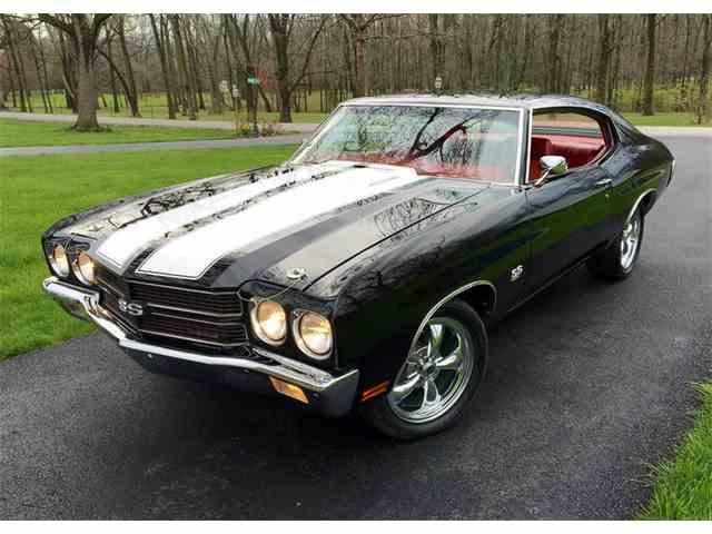 1970 Chevrolet Chevelle SS | 943713