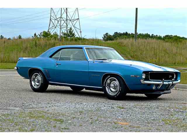 1969 Chevrolet Camaro Z28 | 943716