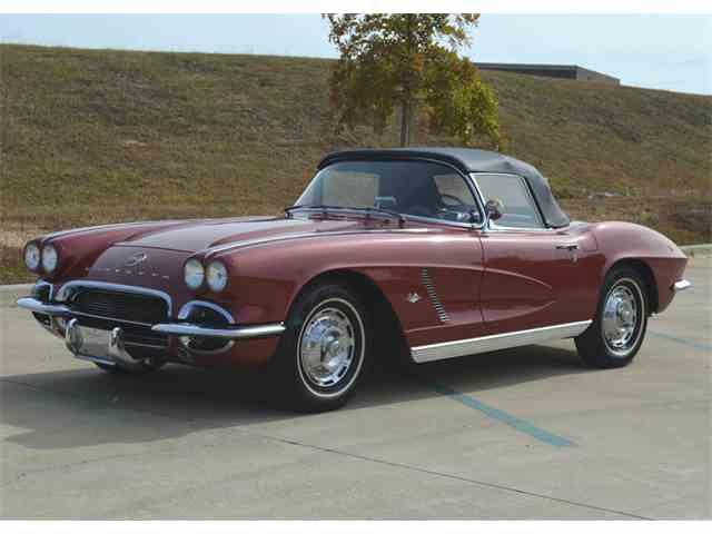 1962 Chevrolet Corvette | 943717