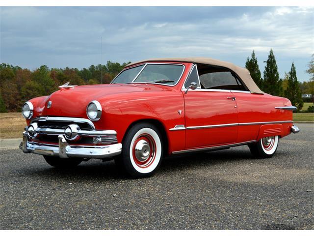 1951 Ford Custom Resto Mod | 943718