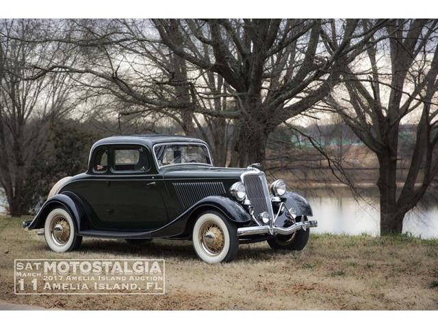 1934 Ford Deluxe | 940372