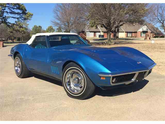 1969 Chevrolet Corvette | 943722