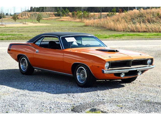 1970 Plymouth Hemi Cuda HT | 943729