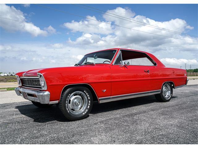 1966 Chevrolet Nova SS | 943730